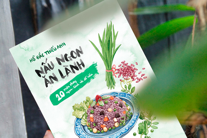 Nấu Ngon Ăn Lành (20 Món Chay Ngon - Lành Và Dễ Nấu)