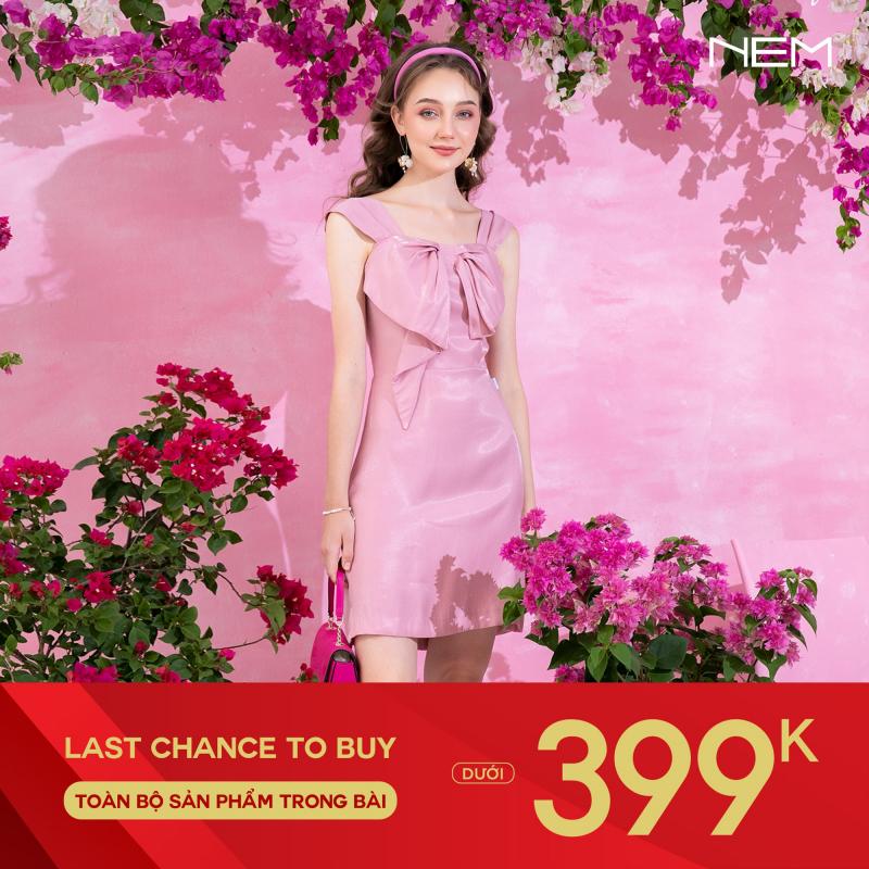 Top 8 Shop thời trang đẹp và nổi tiếng nhất tỉnh Bắc Giang
