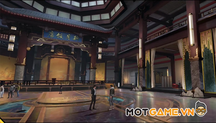 New The Lost Tomb Mobile: MMORPG 3D đề tài Đạo Mô vô cùng hấp dẫn!