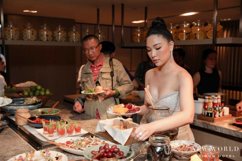 Nhà hàng New World Saigon Hotel