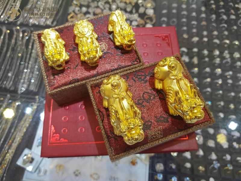 Mẫu sản phẩm tại Ngọc Hà Jewelry