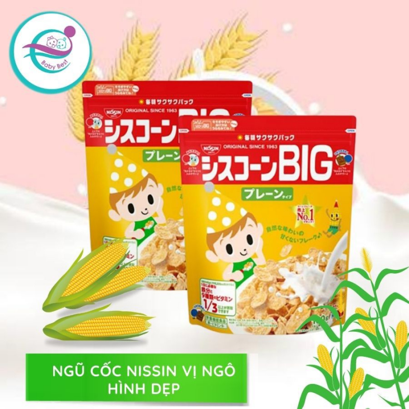 Ngũ cốc Nissin