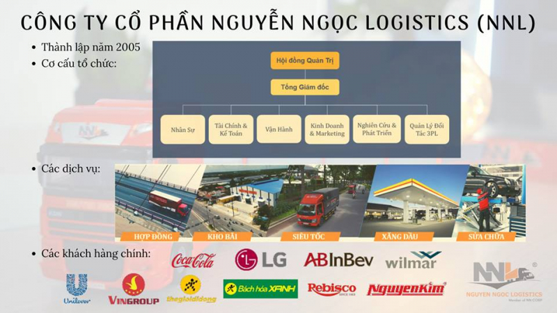 Nguyễn Ngọc Logistics