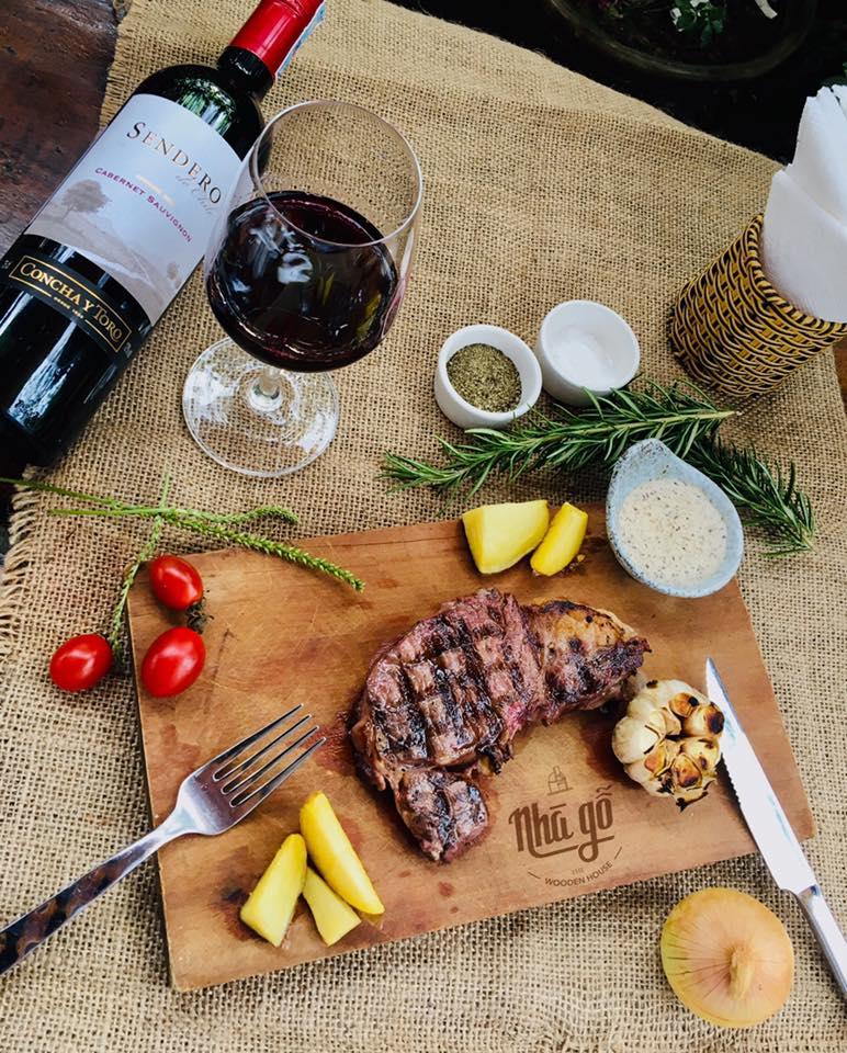 Các món ăn từ thịt bò nhập khẩu từ New Zealand 100%