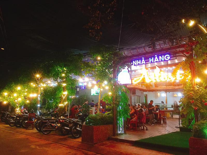 Nhà hàng Alibaba