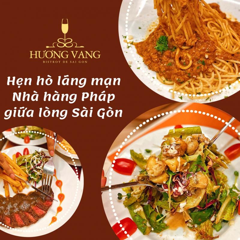 Nhà Hàng Bistrot De Saigon