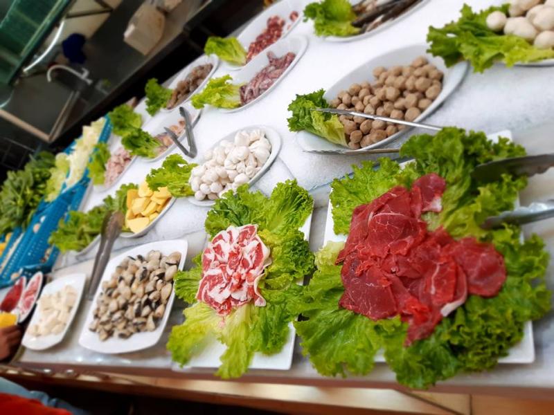 Nhà hàng Buffet Thành Công