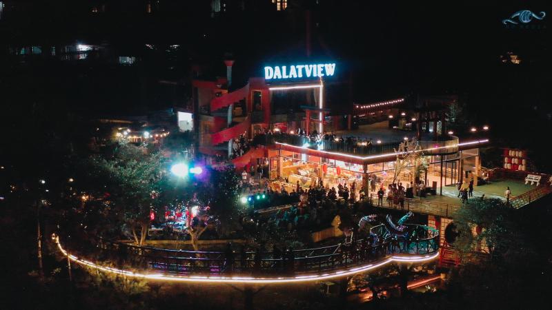Nhà Hàng Cafe Đà Lạt View