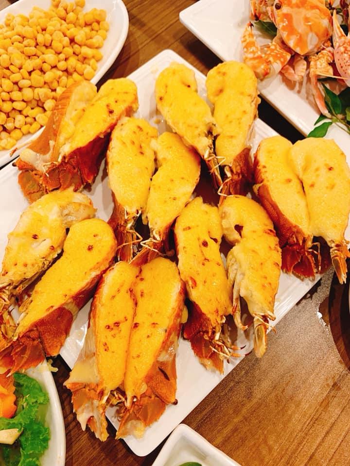 Món ăn hấp dẫn của Rạm biển