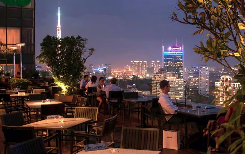 Top 10 Nhà hàng có không gian ngoài trời đẹp nhất TP. Hồ Chí Minh