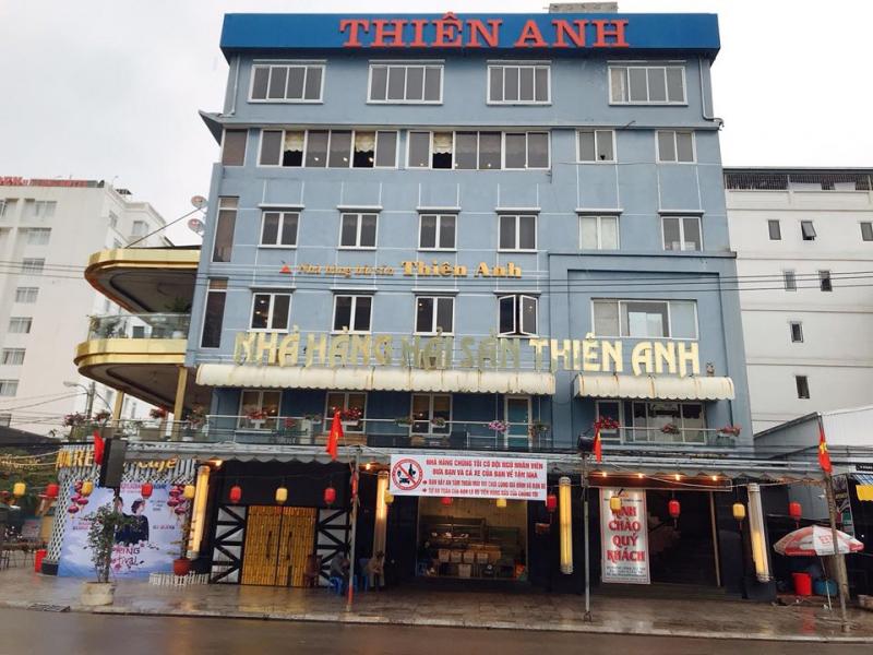 Nhà hàng Thiên Anh Hạ Long