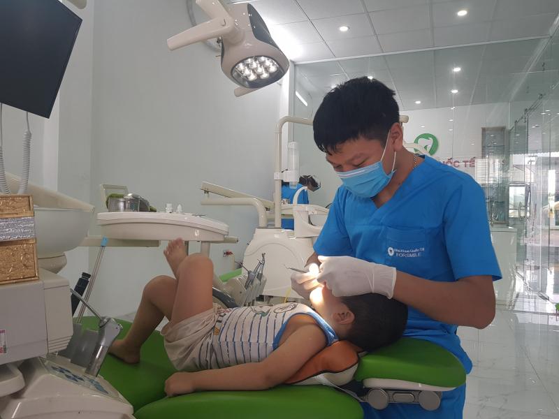 Nha khoa quốc tế For Smile ở huyện Lục Ngạn
