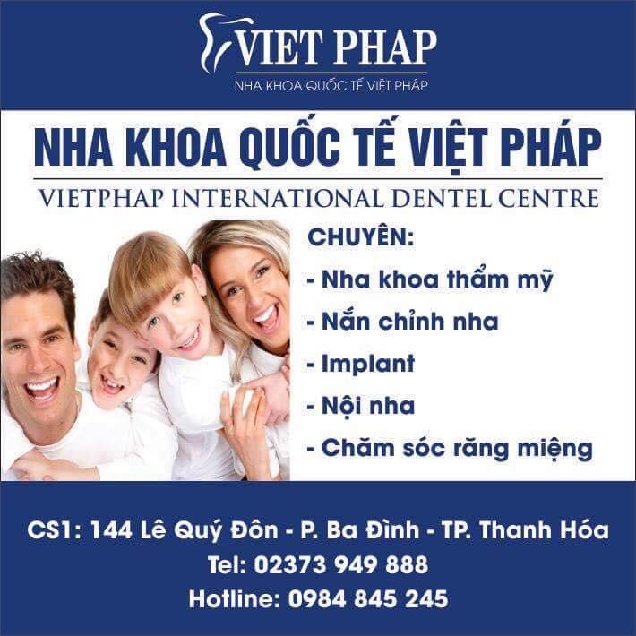 Top 9 Địa chỉ tẩy trắng răng uy tín nhất tỉnh Thanh Hóa