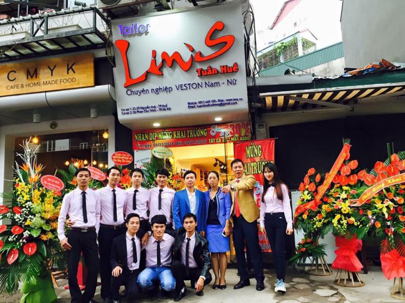 Top 5 Cửa hàng may vest nam đẹp và chất lượng nhất tại Huế