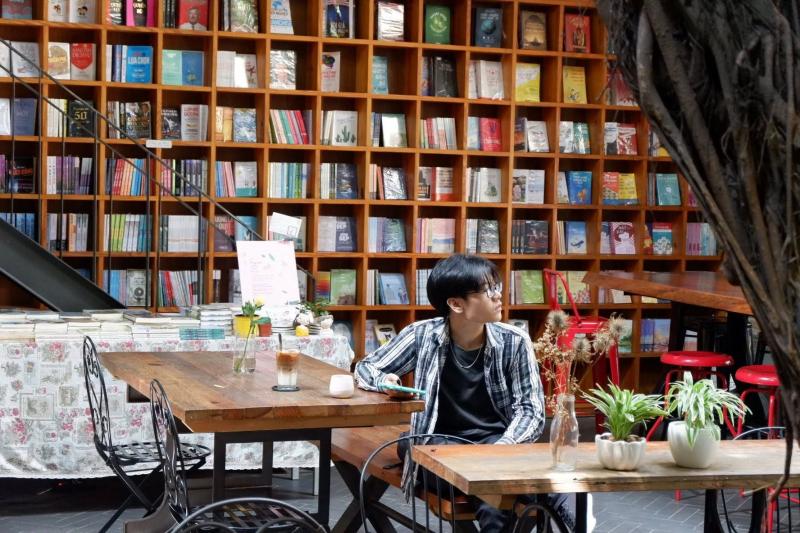 Nhã Nam Book N's Coffee