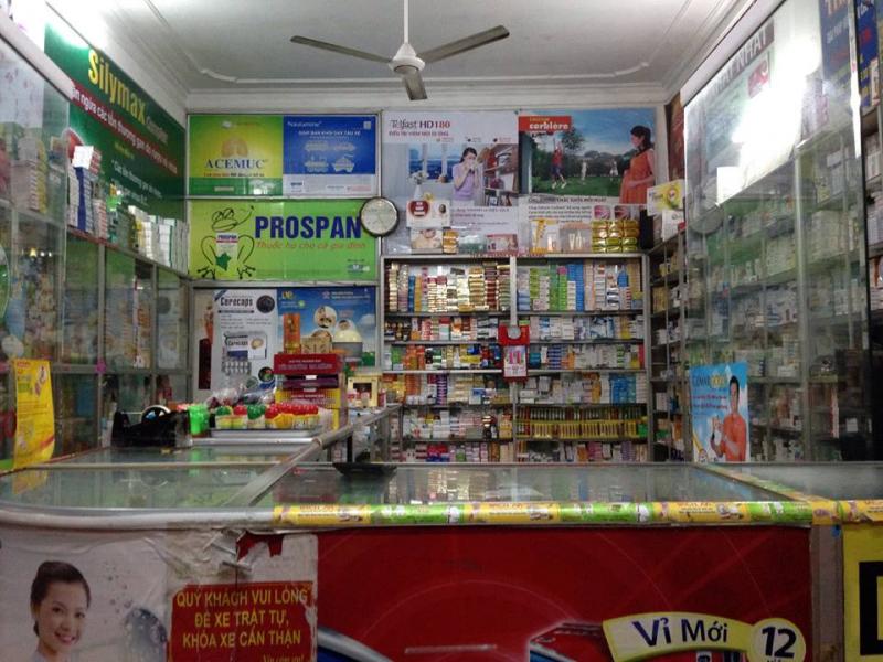 Nhà thuốc Bảo An