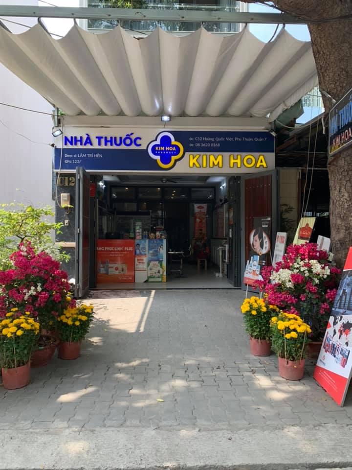 Nhà thuốc KIM HOA