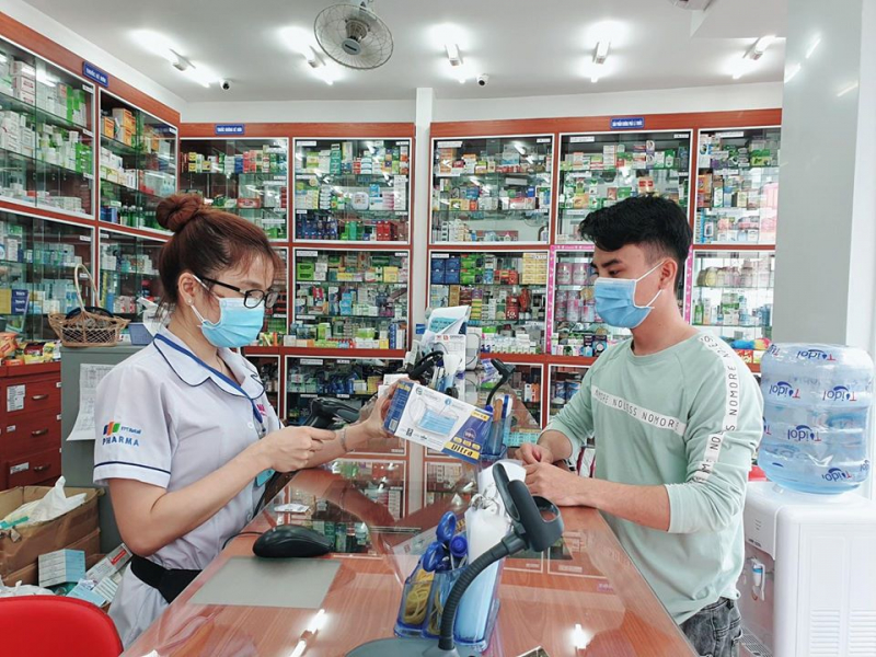 Nhà thuốc Long Châu