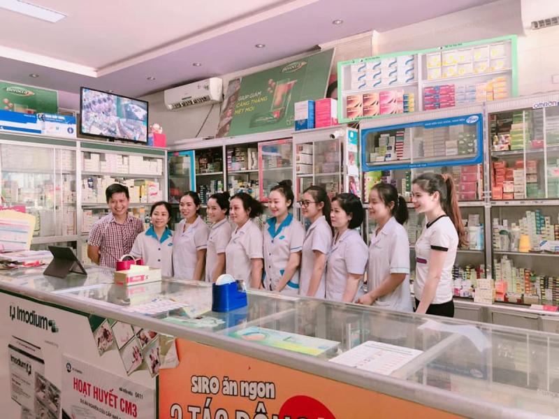 Nhà thuốc Ngọc Khang