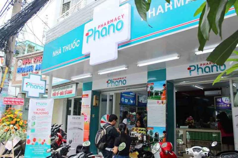 Nhà thuốc Phano