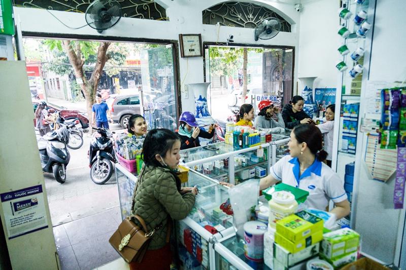 Nhà thuốc Toàn Nhung