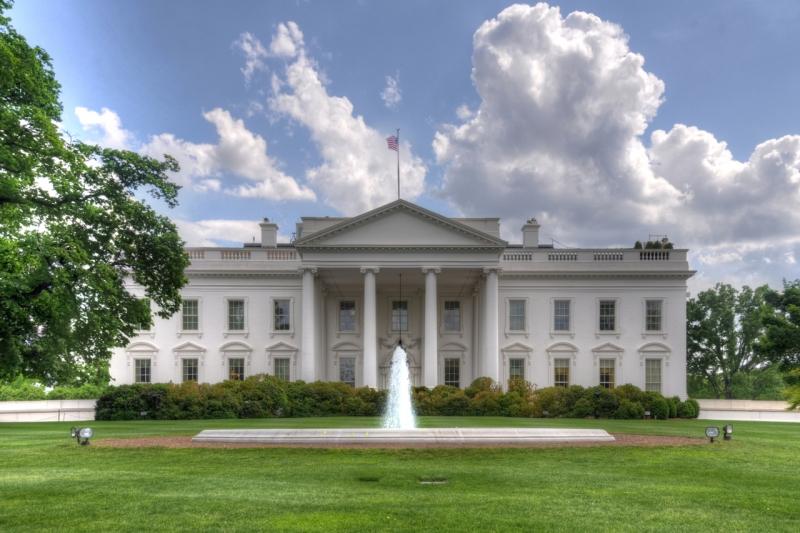 Nhà Trắng, Washington