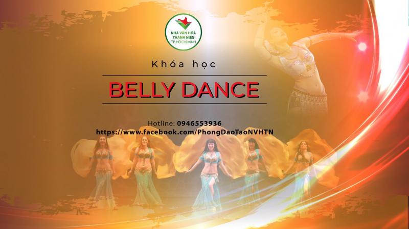 Trung tâm đào tạo của Nhà văn hóa Thanh niên thường xuyên mở các lớp dạy nhảy, múa