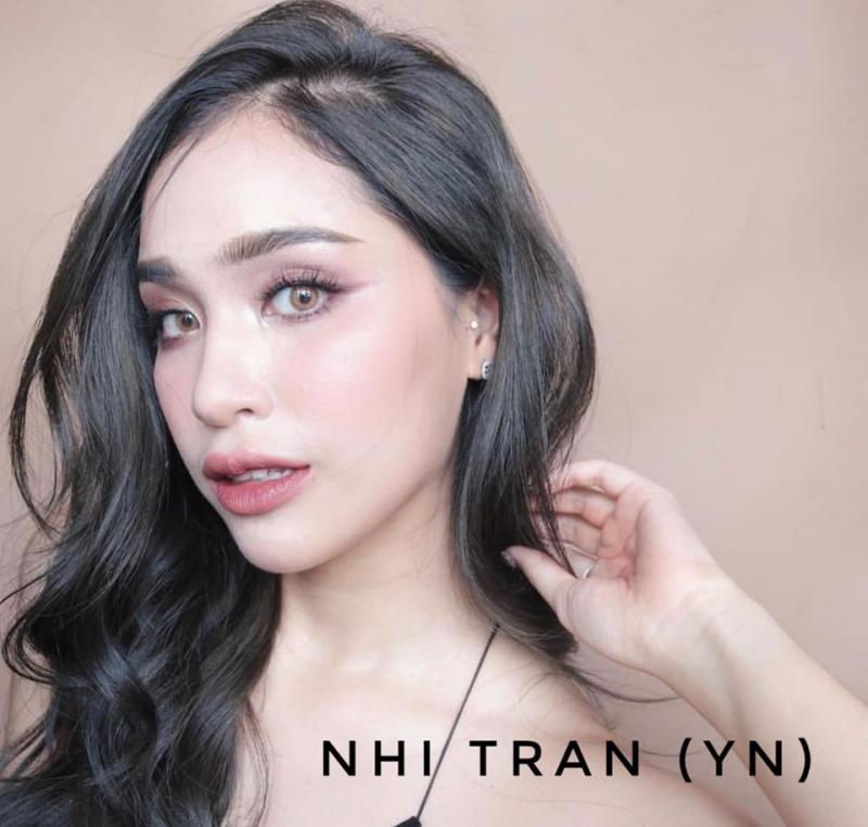 Nhi Tran Contact Lens