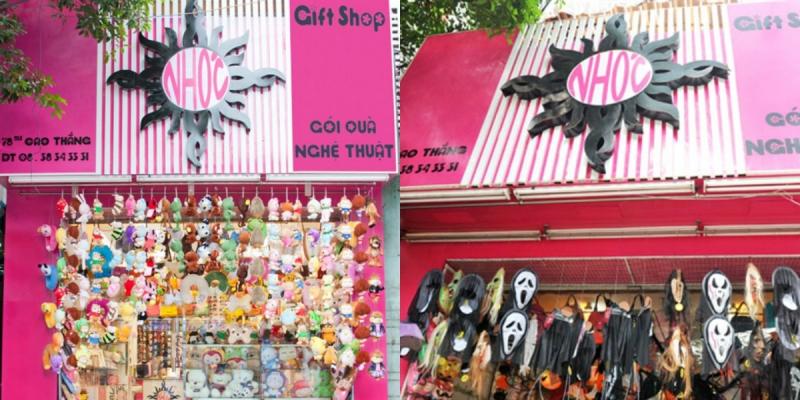 Nhóc Gift Shop