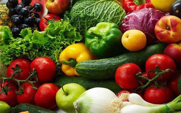 Nhóm thực phẩm giàu chất chống oxy hóa