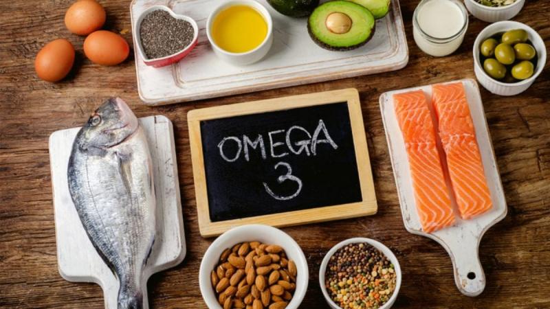 Nhóm thực phẩm giàu omega-3