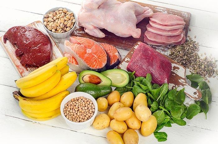 Nhóm thực phẩm giàu vitamin nhóm B