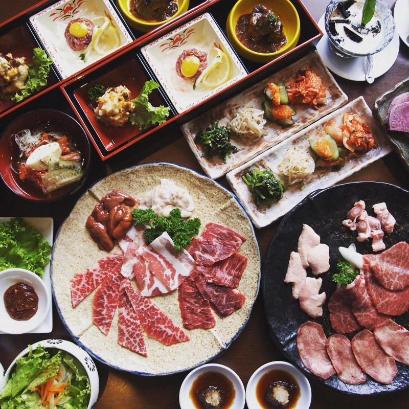 Nikutaro - Món Nướng Nhật