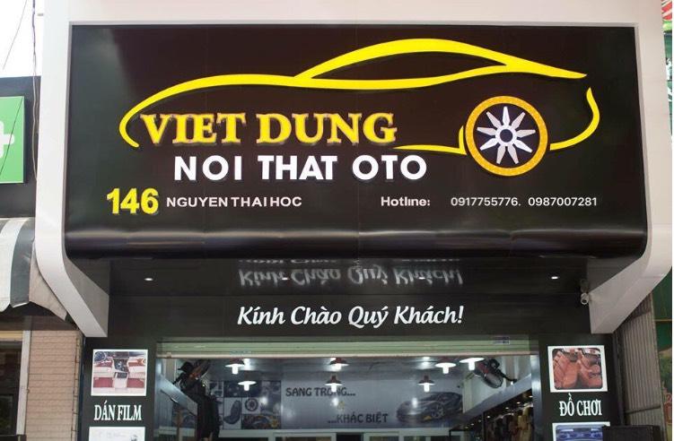 Nội - Ngoại Thất Ô Tô Việt Dung