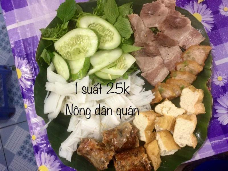 Top 7 Quán bún đậu mắm tôm ngon nhất tỉnh Bắc Giang