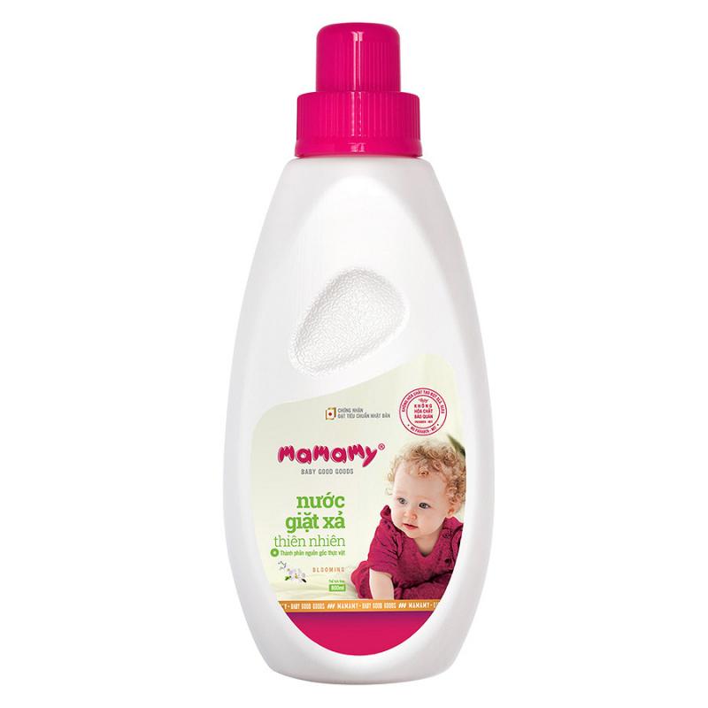 Nước giặt xả thiên nhiên Mamamy Blooming