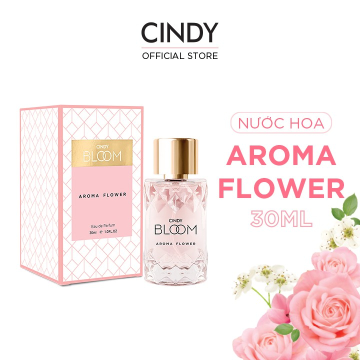 Nước hoa Cindy Bloom Aroma Flower