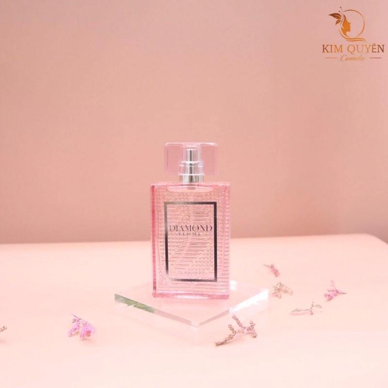 Nước hoa Laura Anne - DIAMOND pour FEMME (Pink)