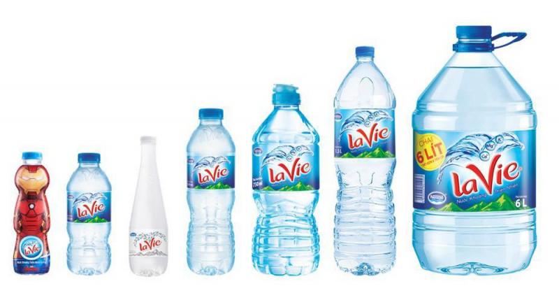 Top 9 Thương hiệu nước suối đóng chai được ưa chuộng nhất