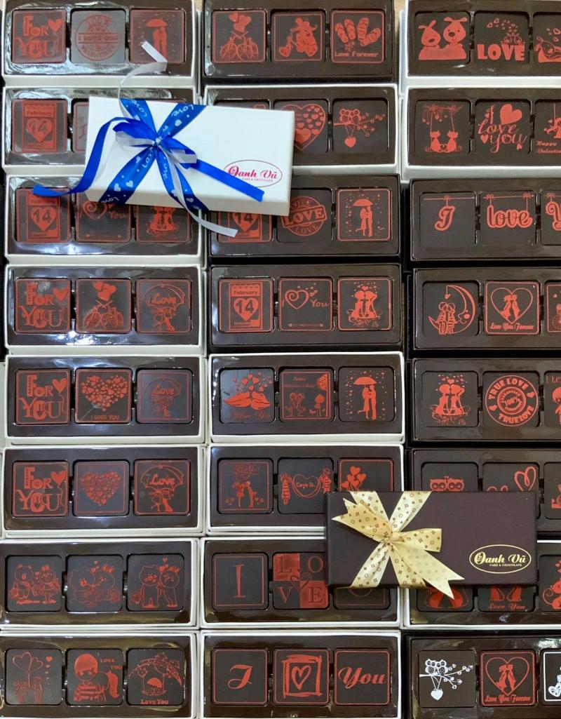 Oanh Vũ Cake & Chocolate