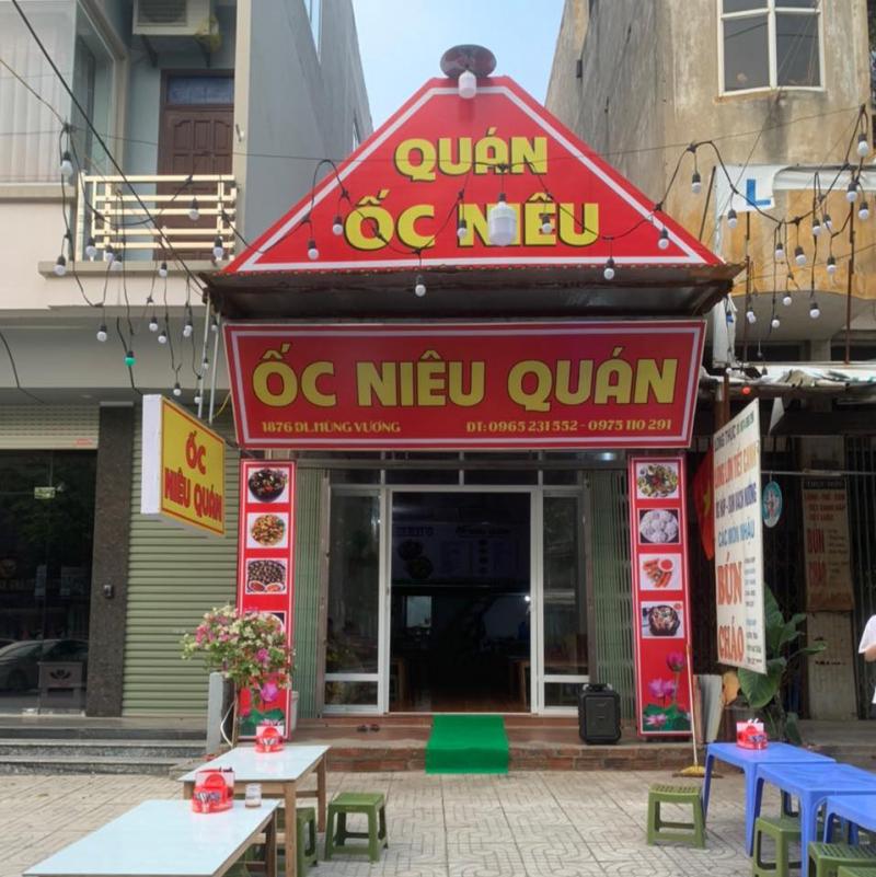 Ốc Niêu Việt Trì
