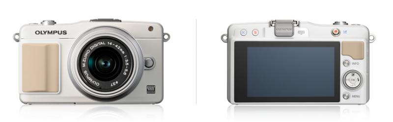 Olympus E-PM2 +Kit 14-42