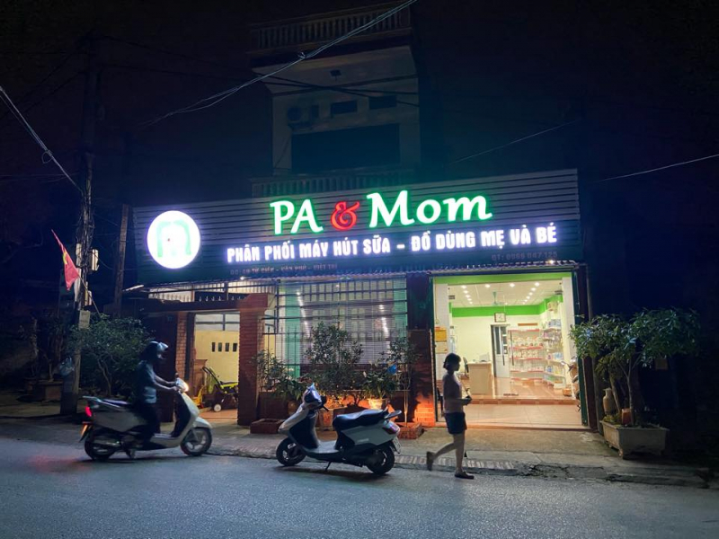Panmon Shop - Máy hút sữa Việt Trì