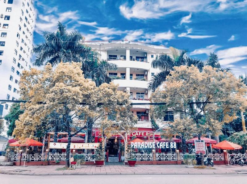 Top 7 Quán cà phê sân vườn đẹp nhất tỉnh Bắc Giang
