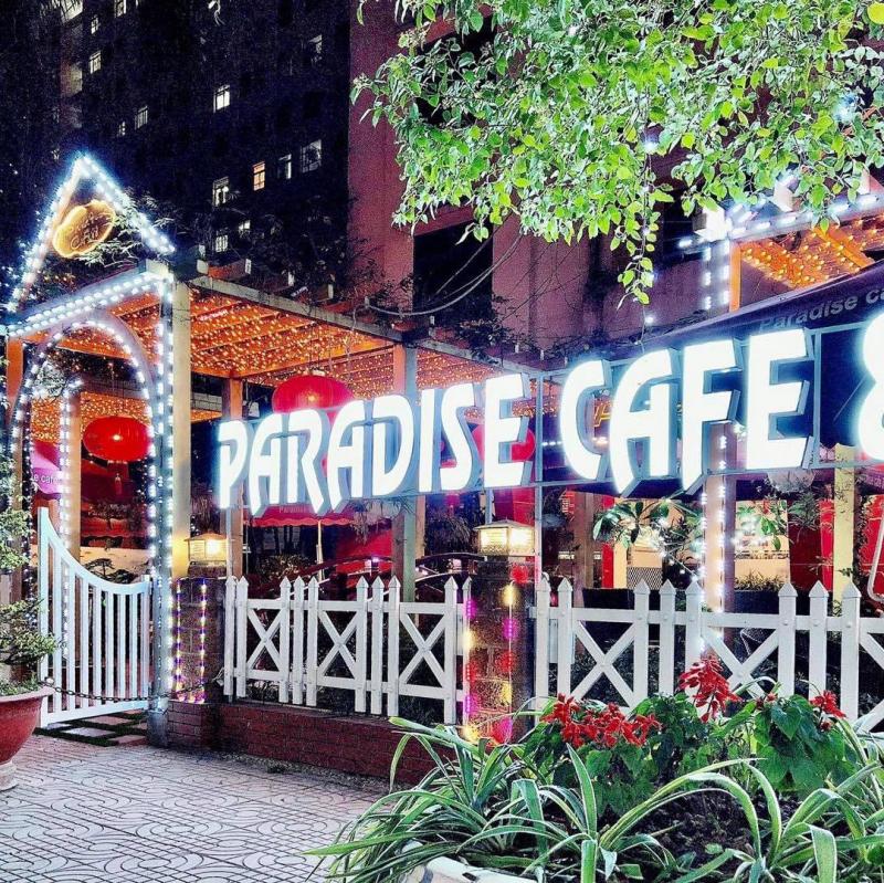 Paradise Cafe 88 Bắc Giang