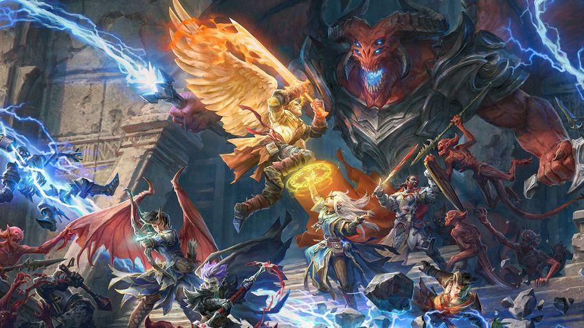 Pathfinder: Wrath of the Righteous – tựa game không dành cho 'gà mờ'