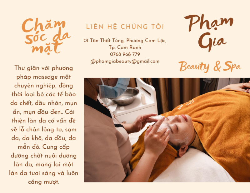 Phạm Gia Beauty Spa