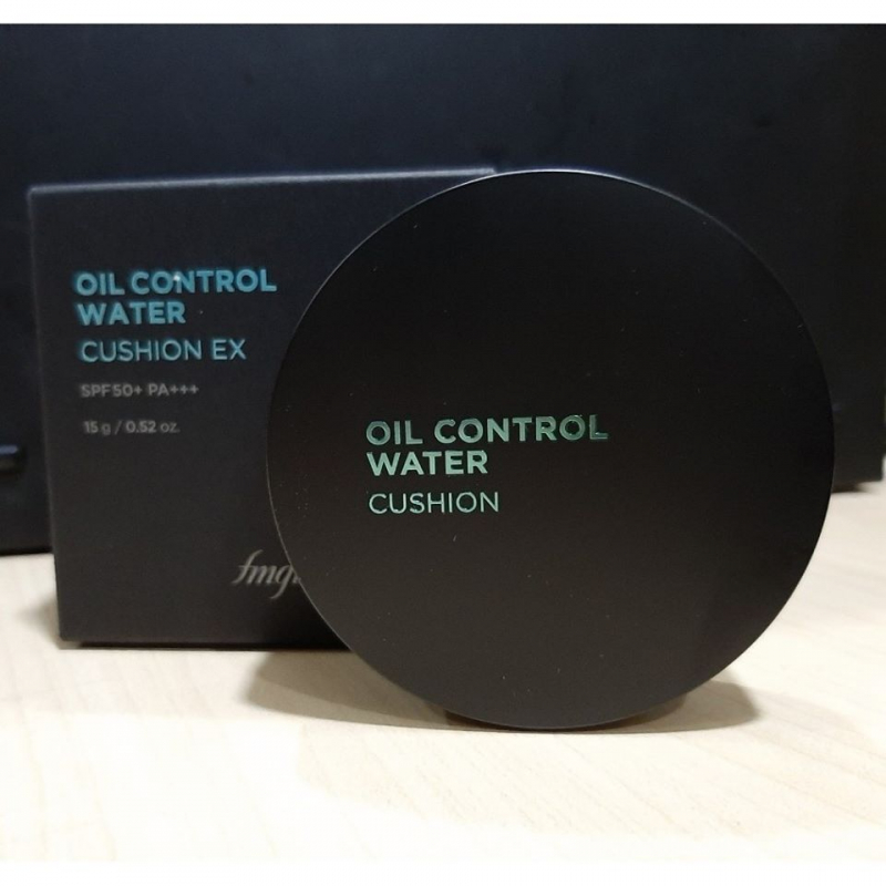 Phấn Nước Trang Điểm TheFaceShop Fmgt.B.Oil Control Water Cushion Ex Spf50+Pa+++