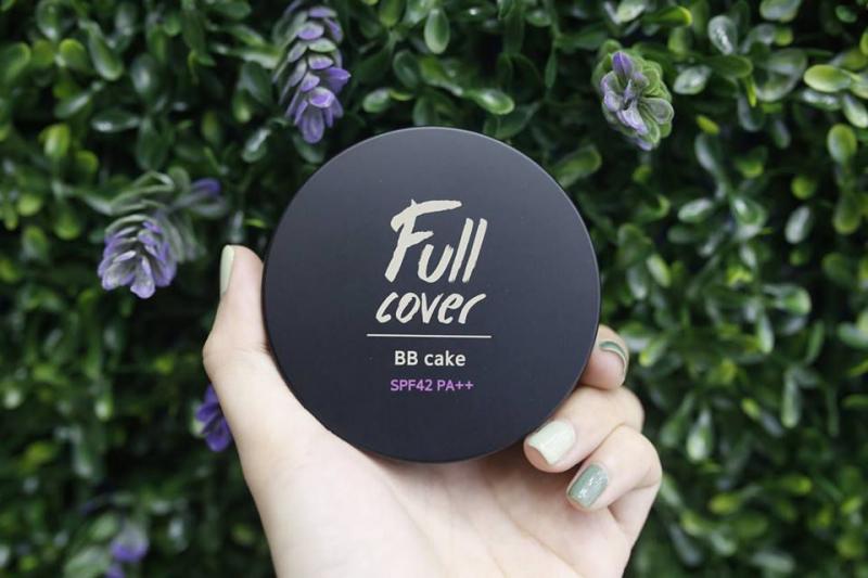 Phấn tươi dạng kem Aritaum Full Cover BB Cake SPF42 PA++