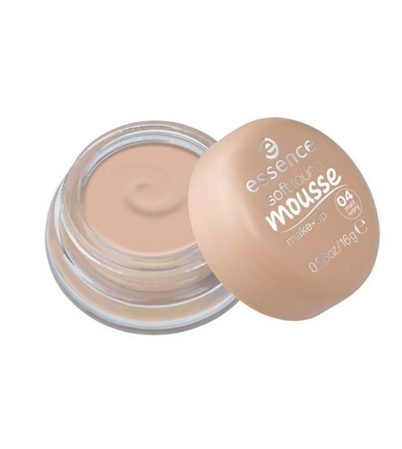 Phấn Tươi Đức Essence Soft Touch Mousse Make-Up
